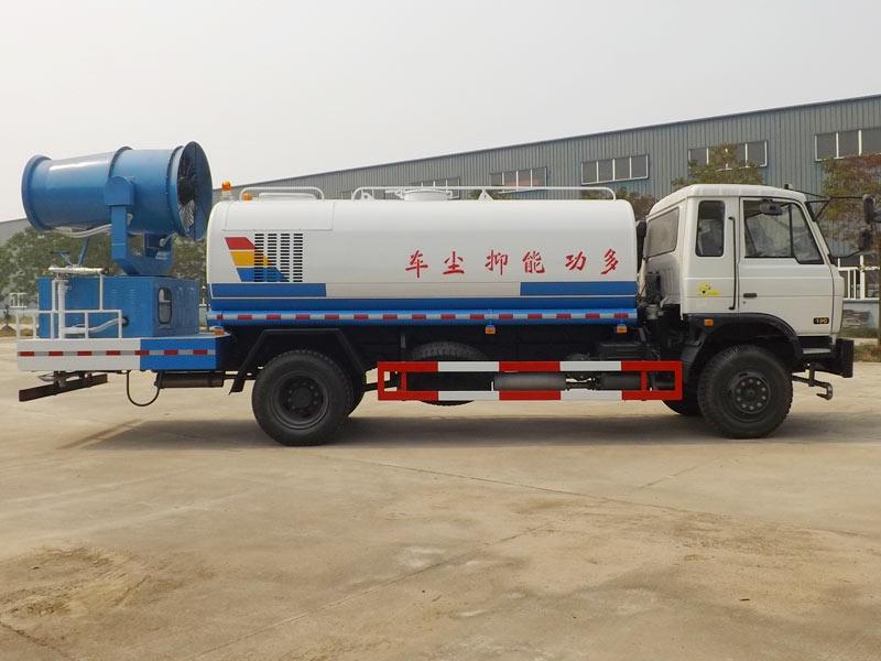 东风153 11吨抑尘车